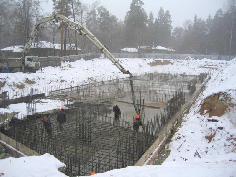 Бетонной смеси зимой бетон мемы