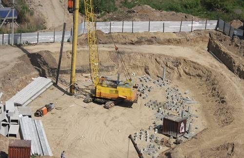 Инженерная подготовка строительной площадки