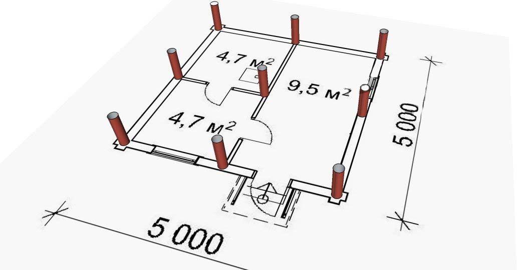 Как проектируются свайные фундаменты
