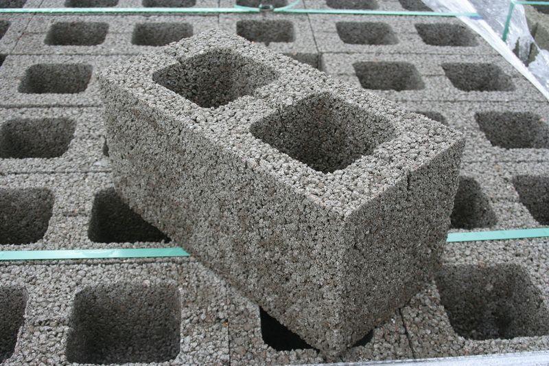 Как сделать форму керамзитобетонные блоки