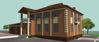 Проектирование малоэтажного жилого дома