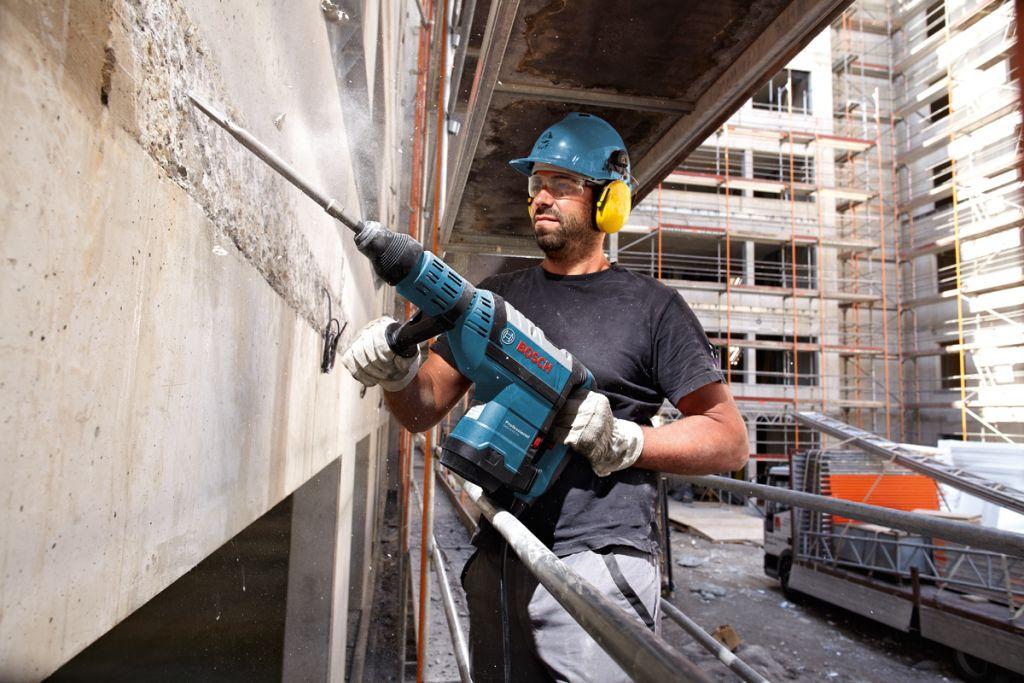 строительный рабочий