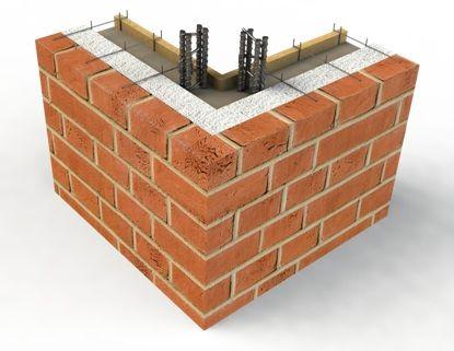 Кирпично-монолитные стены