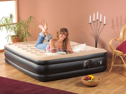 Компактная надувная мебель